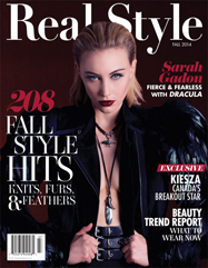 Real Style Fall 2014 Cover