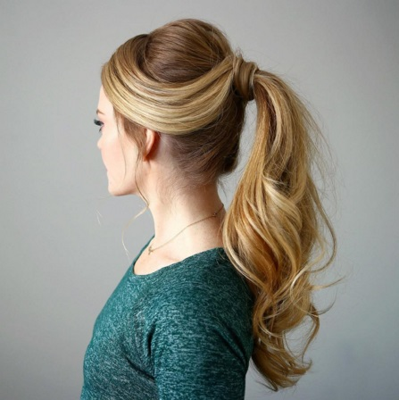 Swell Our Favourite Effortless Ponytail Hairstyles Beauty Short Hairstyles For Black Women Fulllsitofus