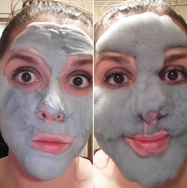 Bubble Masks- The Newest Skincare Trend Of 2016 | BEAUTY