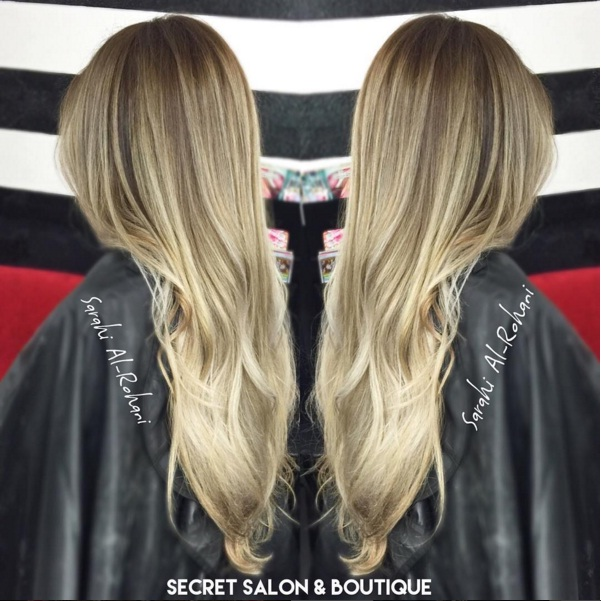 Babylights the new hair highlights for spring 2016 beauty