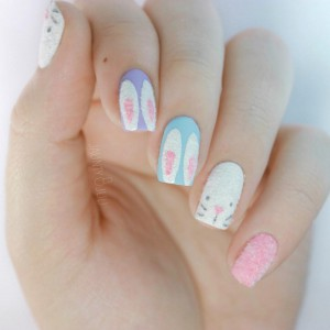 Easy Easter Nail Art To Help You Spring Into Spring