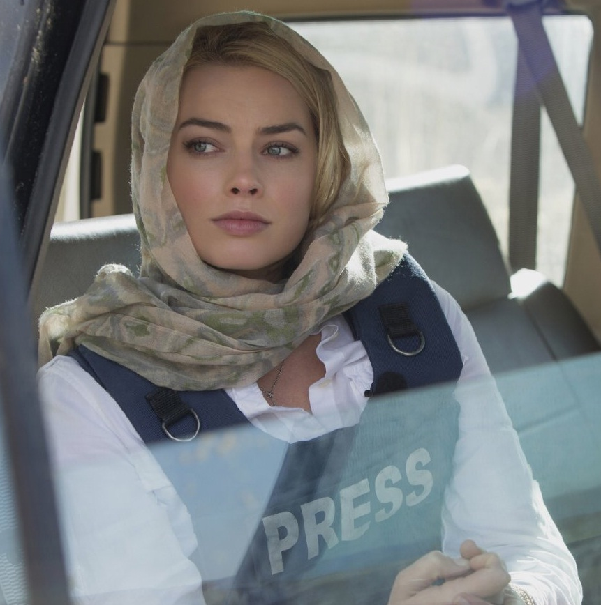 Get Margot Robbie S Gorgeous Natural Makeup Look From