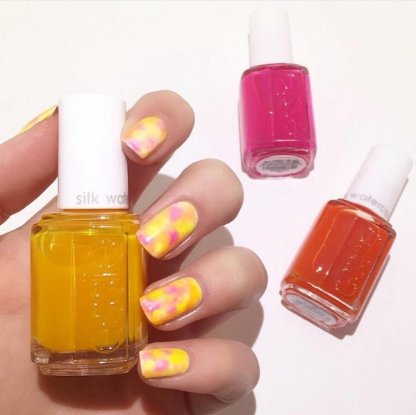 Pastel Orange Nail Polish Essie: Vibrant New Manicure Ideas For May 2016