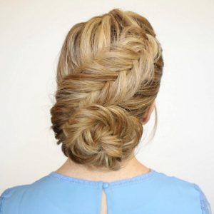 HAIR BUN MISSY SUE