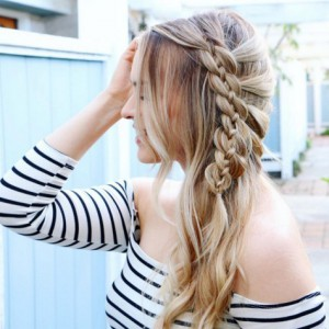 LACE STRAND BRAID