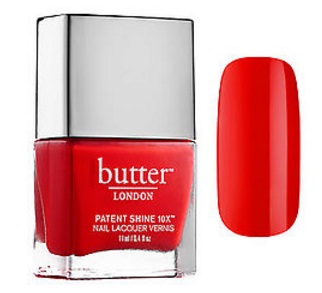3 Er London Patent Shine 10x Nail Lacquer In Smashing 22 If You Re Craving A Dose Of Red Brilliant Fire Engine Shade May Be Your Solution