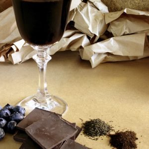 DARK CHOCOLATE AND RED WINE FEATURED IMG