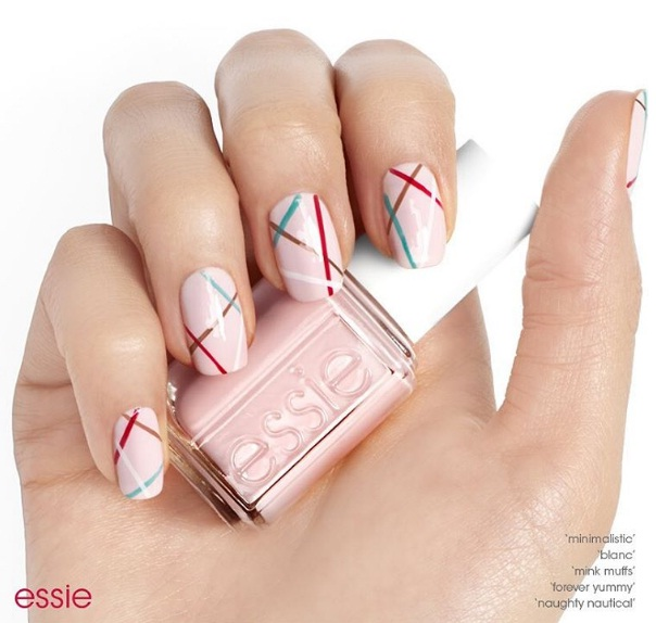 Refresh Your Fingertips With These Trendy Patterned Nail Art Looks ...