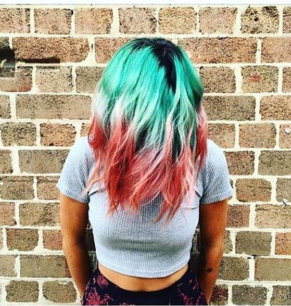 WATERMELON HAIR 3