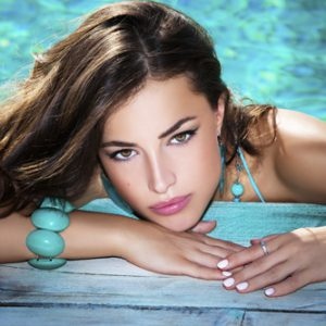 How To Protect Your Hair From Swimming Beauty