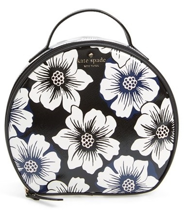 84ae53fbb81e Kate Spade New York Cedar Street Floral-Miri  Cosmetics Case  175  This  spacious