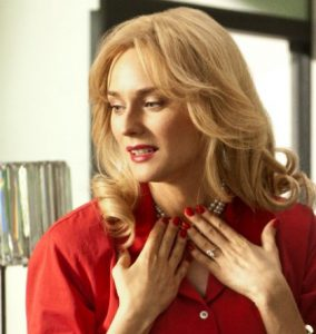 Get Diane Kruger S Beautiful Waves And Red Lips From Quot The