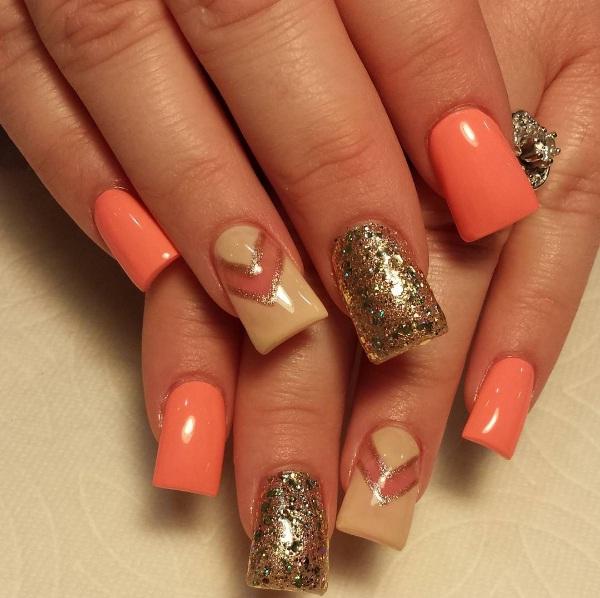 Duck Feet Nails 1