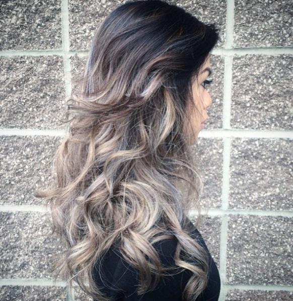 Hairstyle 2018 autumn