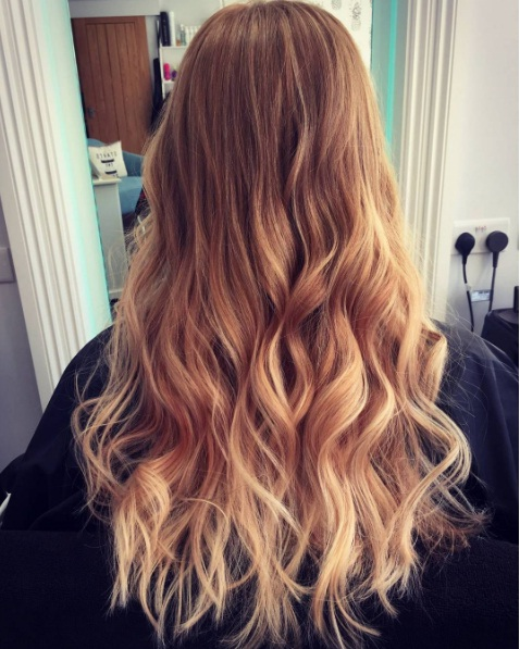 Honey Blonde Is A Beautiful Fall 2016 Hair Colour Trend Beauty