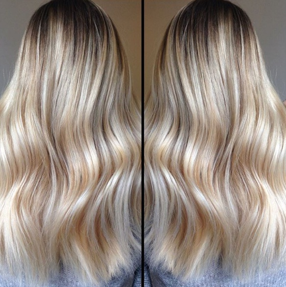 187 Creamy Blond Is The Latest Glamorous Hair Colour