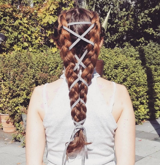 Corset Braids Make A Splash As An Edgy New Hairstyle Beauty