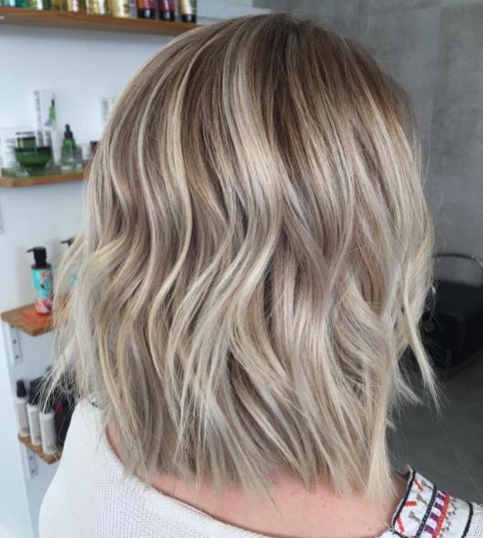 Creamy Blond Is The Latest Glamorous Hair Colour Beauty