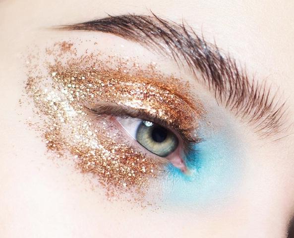 glitter-eyelids