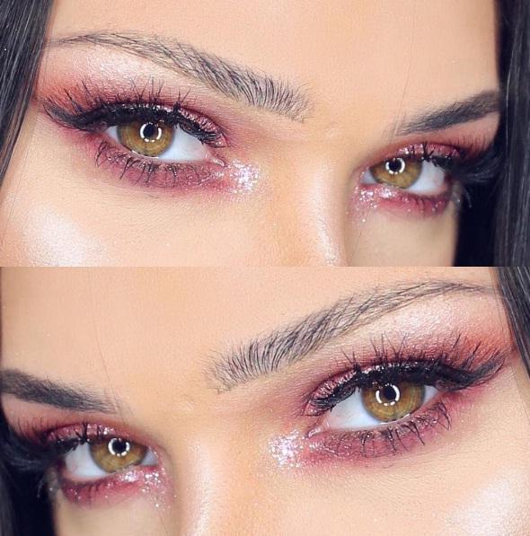 pink-glitter-eyes