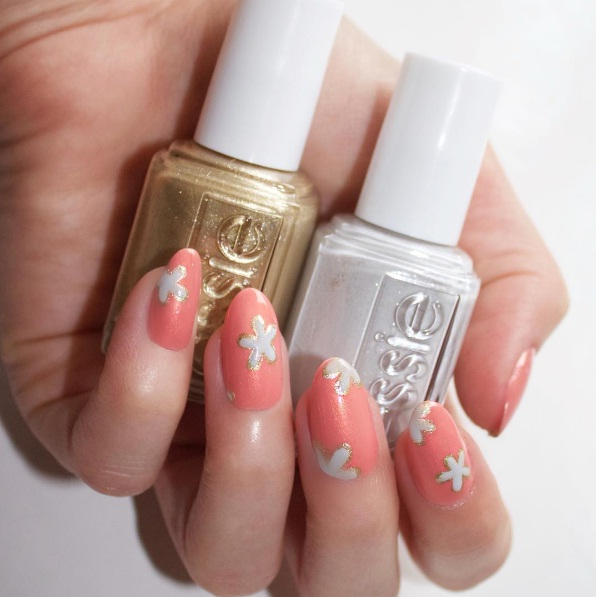 Festive nail art ideas for party season beauty festive nail art ideas for party season prinsesfo Choice Image