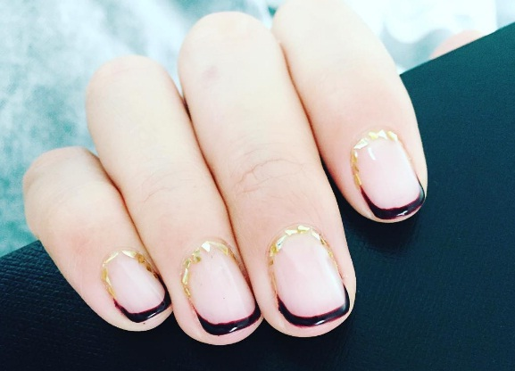 In Fact Cuticle Nail Art Is Set To Make A Splash Stealing The Spotlight And Placing Focus On An Often Neglected Area Of