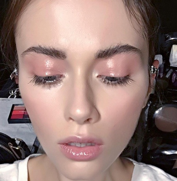 hottest eye makeup looks makeup trends · look for daytime try highlighting your cheeks with pale pink blush and coating your lips with ...