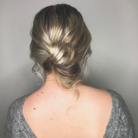 Banana Buns Are The Newest Fuss Free Hairstyle Trend Beauty