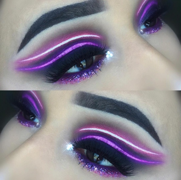 Neon Makeup- Is This New Beauty Trend Weird Or Wonderful ...