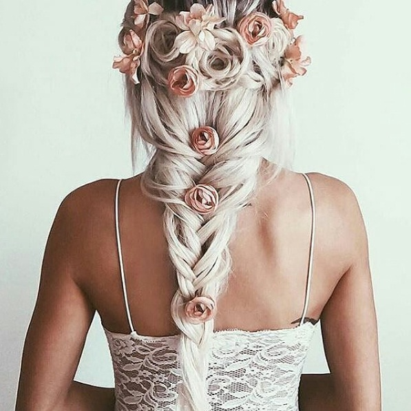 Spring Wedding Hairstyles For The Blushing Bride Beauty