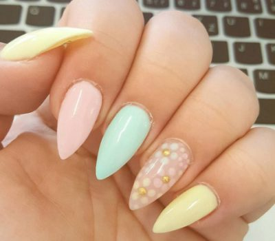 easy easter nail art to help you spring into spring  beauty