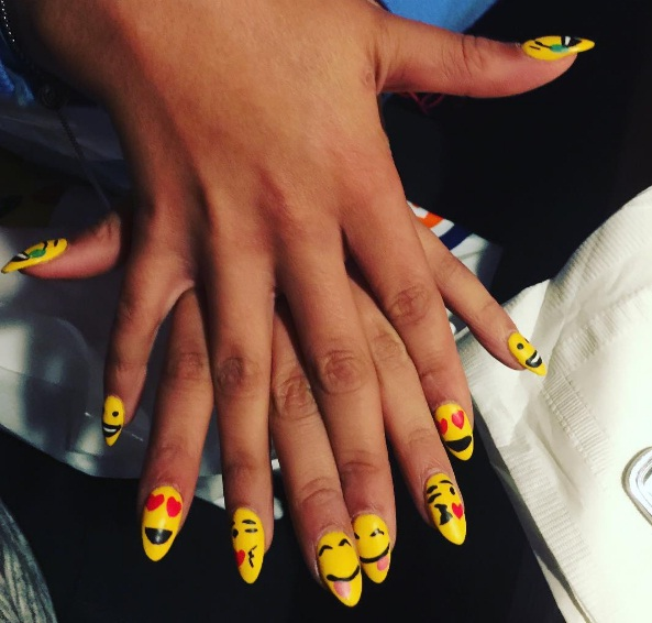 New Nail Trend Brings Technology And Beauty Together Beauty
