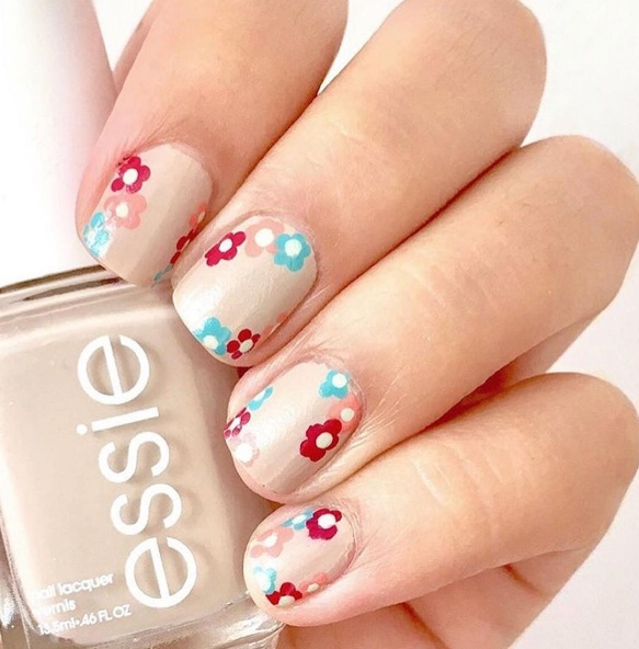 Easy Summer Nail Art Looks To Master Now Beauty