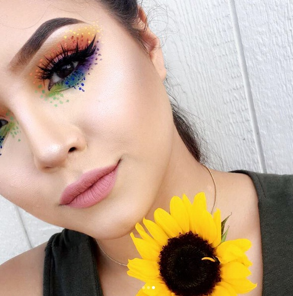 Rainbow Makeup Looks Just In Time For Pride Beauty