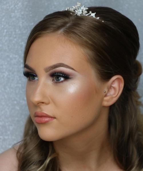 Wedding Makeup: Beautiful Bridal Makeup Looks For Summer 2017