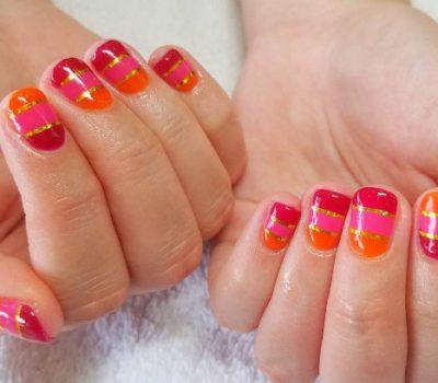 Dip Powder Nails Beauty