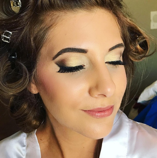 Beautiful Bridal Makeup Looks For Summer 2017