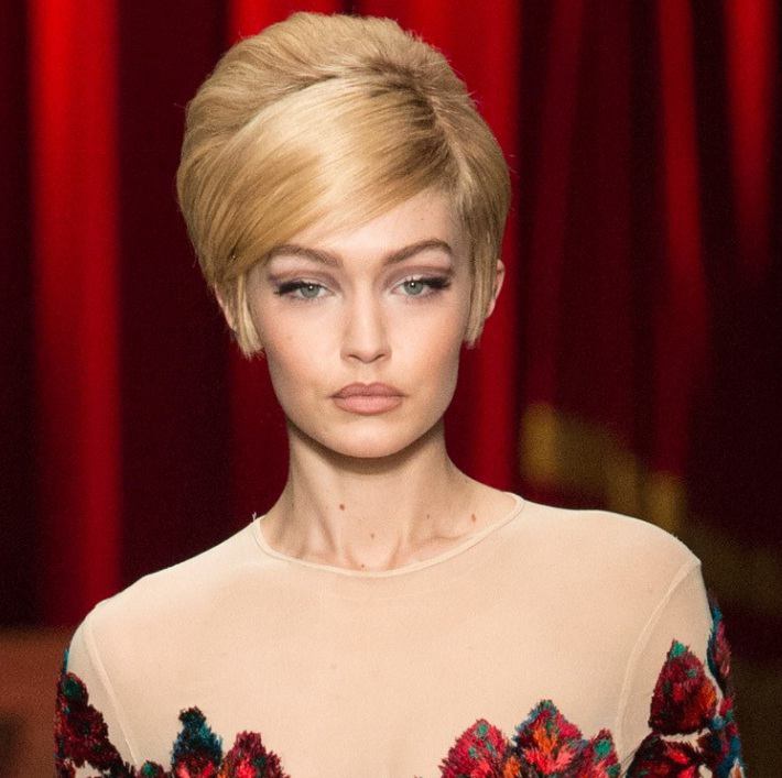 Fall Hair Trend The Swinging Sixties Are Back Beauty