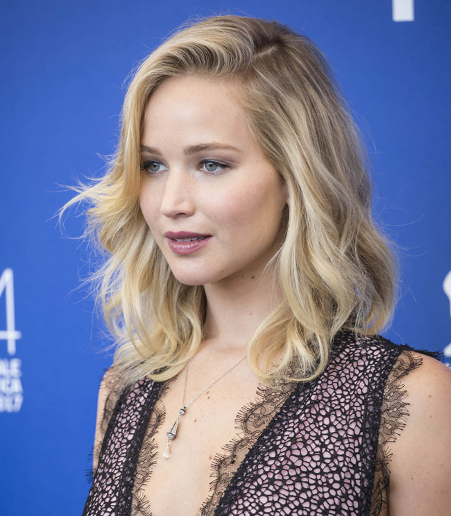 Get Jennifer Lawrences Effortlessly Sultry Beauty Look From X Men