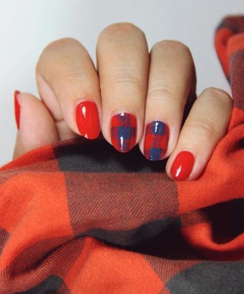 3 Nail Art Looks For November Beauty