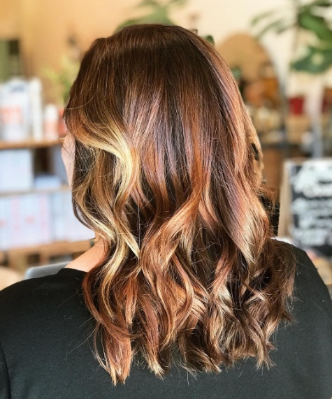 Root Beer Hair Is A New Rich Brunette Shade For Fall Beauty