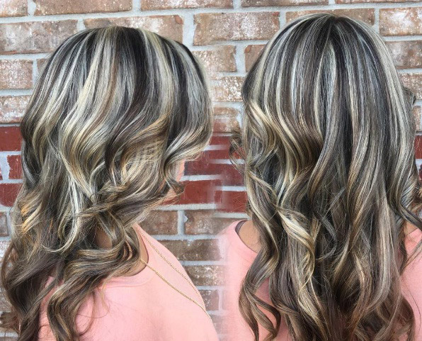 Chunky Highlights Are Back And Better Than Ever Beauty