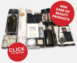 Enter To Win 400 Worth Of Beauty Products From Real Style