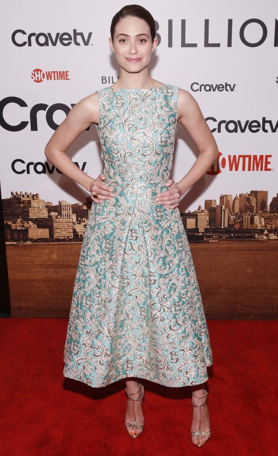Wendy Fashion Billions Blue Dress