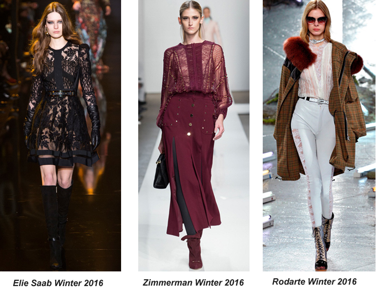 62a020e3 Wear Lace In Style With These Runway Ideas | FASHION