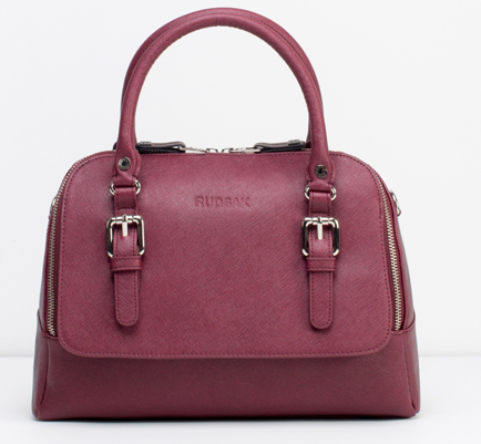 Montreal Based Rudsak Was Founded By Designer And Creative Leader Evik Astoorian In 1994 This Saffiano Leather Satchel Makes A Splash With