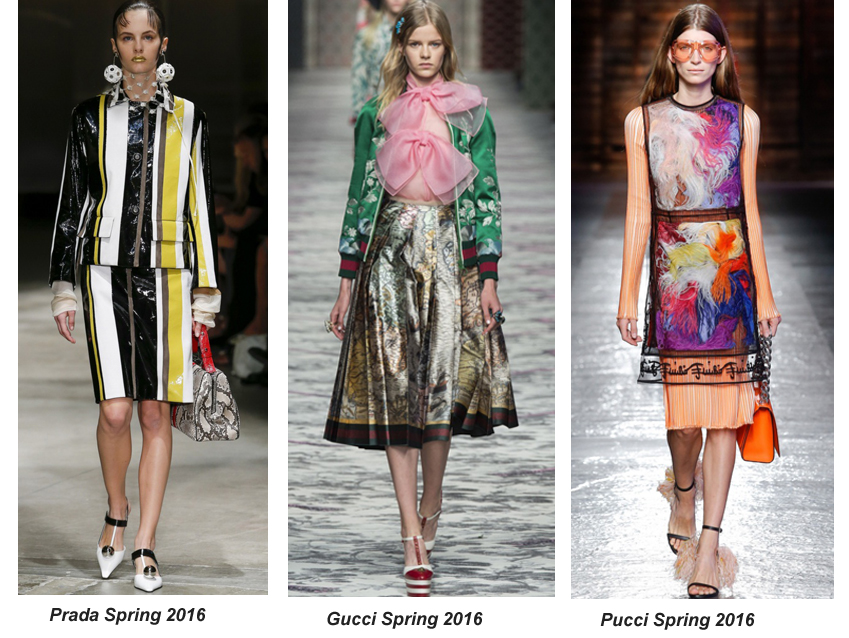 Rock High Drama Style With Spring 2016 S Funky Maximalism Trend Chicpin