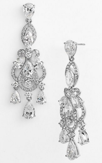 Striking Chandelier Earrings For The Accessory Lover | FASHION