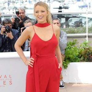 BLAKE LIVELY FEATURED