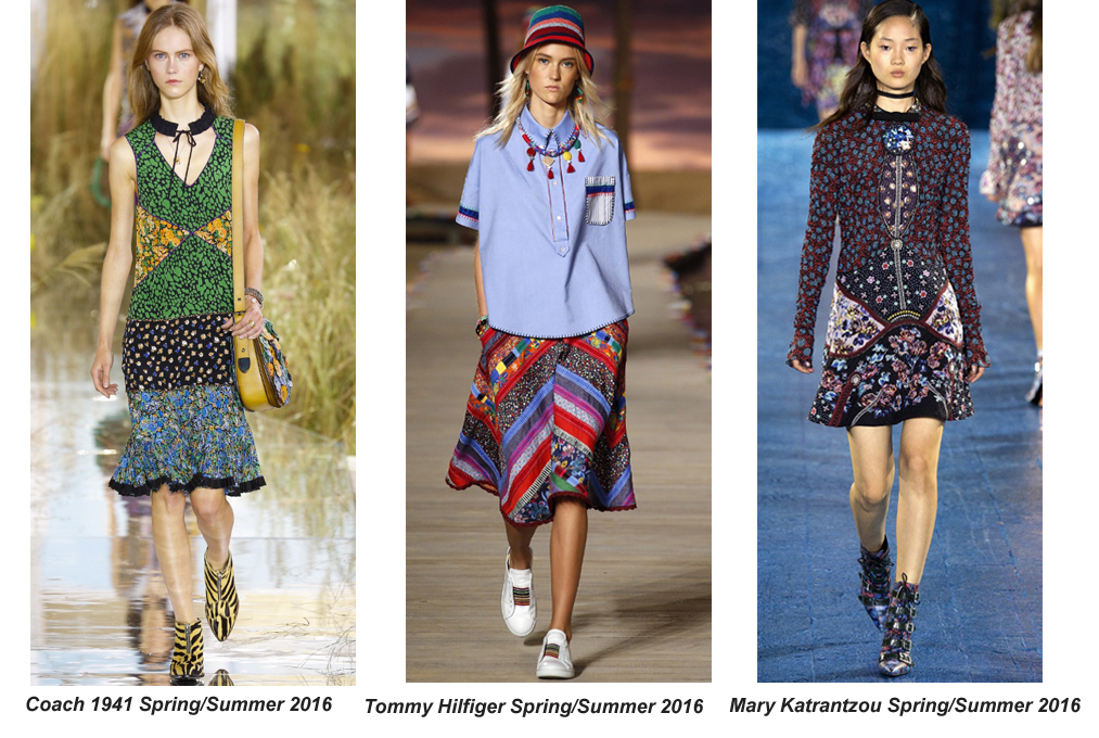 8d5e36c0ab Playful Patchwork Is The Hottest Spring Summer 2016 Trend